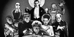 historia y peliculas de cine de terror