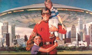 trilogía de películas de v invasión extraterrestre