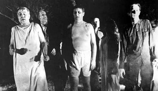 películas de zombis, cine de zombies