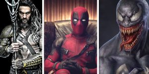 estreno de películas de superhéroes en 2018