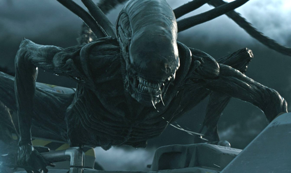 alien covenant, explicación del final y trailer online
