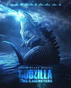poster de la pelicula godzilla king of the monsters