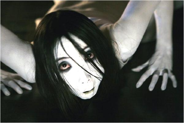 kayako saeki, películas de terror japonesas, saga ju-on