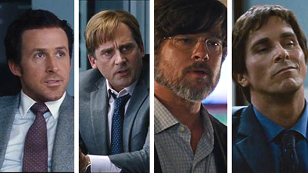la gran apuesta película 2016, the big short, reparto y ver trailer