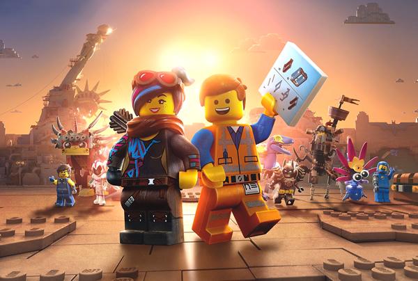 the lego movie 2, la lego pelicula 2 estreno en españa y argentina, mexico