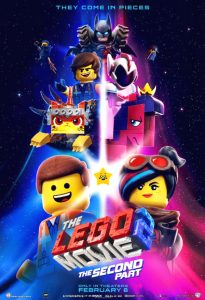 la lego película 2 poster oficial, the lego movie 2
