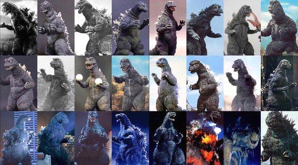 Todas Las Películas De Godzilla Ordenadas Por Año De Estreno