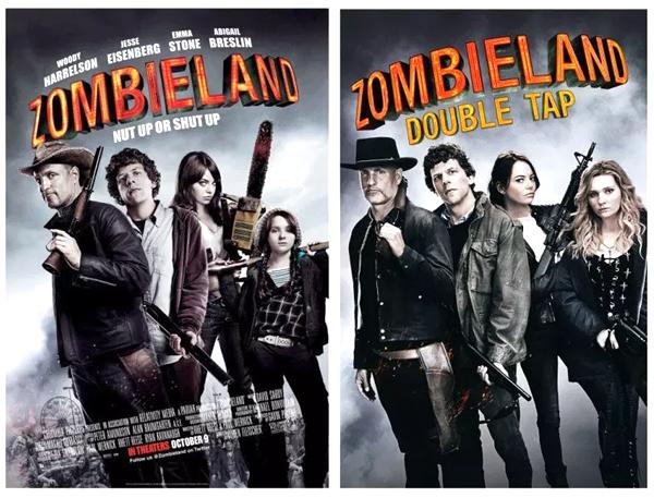 zombieland 2 estreno 2020, tierra de zombies secuela
