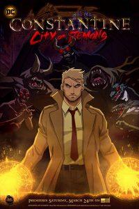 poster constantine ciudad de demonios, city of demons