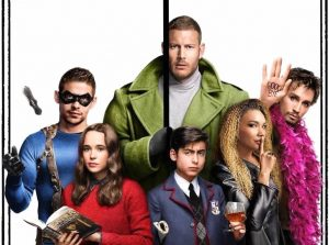 the umbrella academy serie estreno netflix 2019