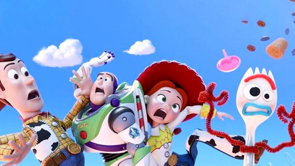 toy story 4 imágenes de los personajes