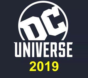series y películas dc cómics estreno 2019