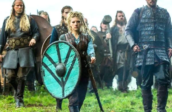 series parecidas a vikingos para ver