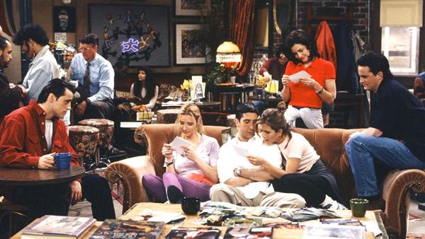 las mejores series americanas de los 90 para ver en netflix