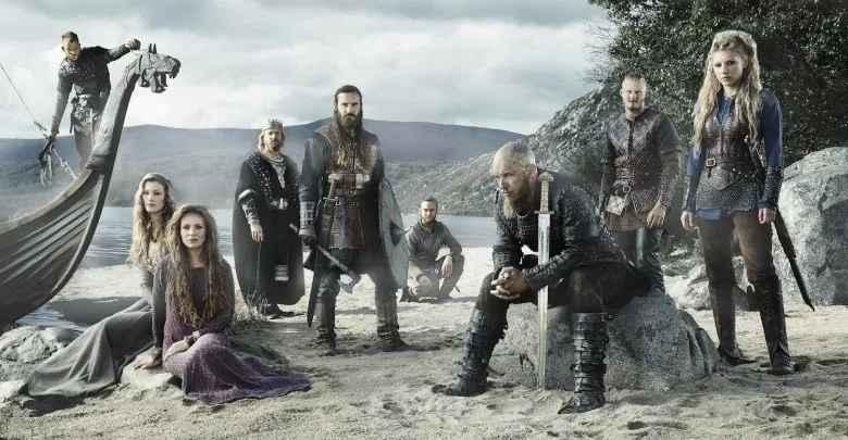 reparto de actores y actrices de los episodios de todas las temporadas de vikingos