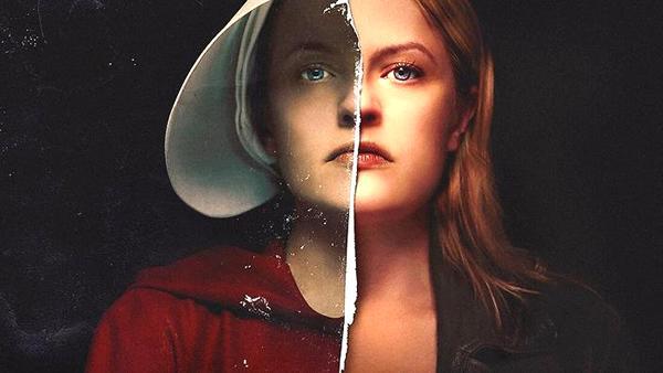el cuento de la criada, elisabeth moss, series, distopias