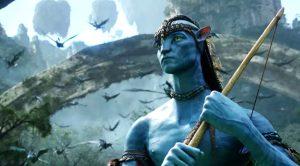 jake sully en avatar 2, imagen completa de la pelicula de secuela