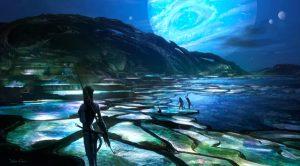 imagenes de avatar 2, el mundo de pandora en avatar 2, pelicula