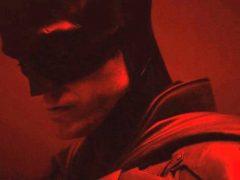 robert pattinson son el nuevo traje de batman en la película estreno 2021