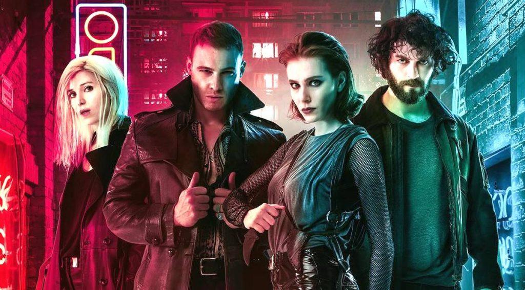guerra de vampiros, serie turca para ver en netflix, imagen de Yaşamayanlar