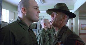La chaqueta metálica (Nacido para Matar - Full Metal Jacket - Stanley Kubrick, 1987), pelicula de guerra para ver