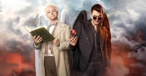 Good Omens, mejores series para ver en amazon prime video