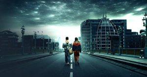 imagen de la serie la guerra de los mundos para ver en fox, estrenos 2019