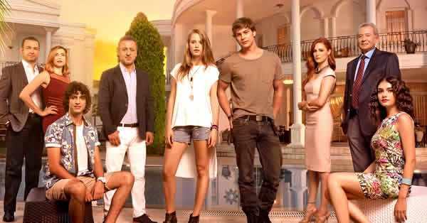 imagen de la novela y serie turca medcezir en españa