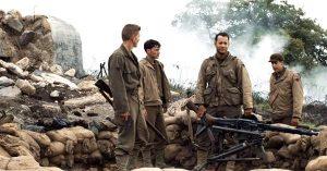 Salvar al soldado Ryan (Rescatando al Soldado Ryan - 1998), pelicula de guerra para ver