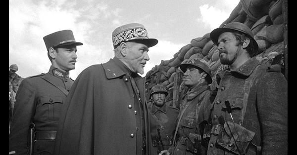 Senderos de Gloria (Stanley Kubrick, 1957), peliculas de guerra para ver