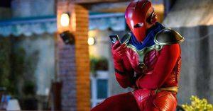 imagen de la serie de superhéroes española el vecino para ver en netflix
