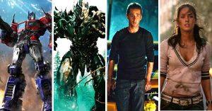 como ver en orden cronológico las películas de la saga transformers