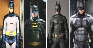 ver las películas de Batman por orden de estreno y por director y actores