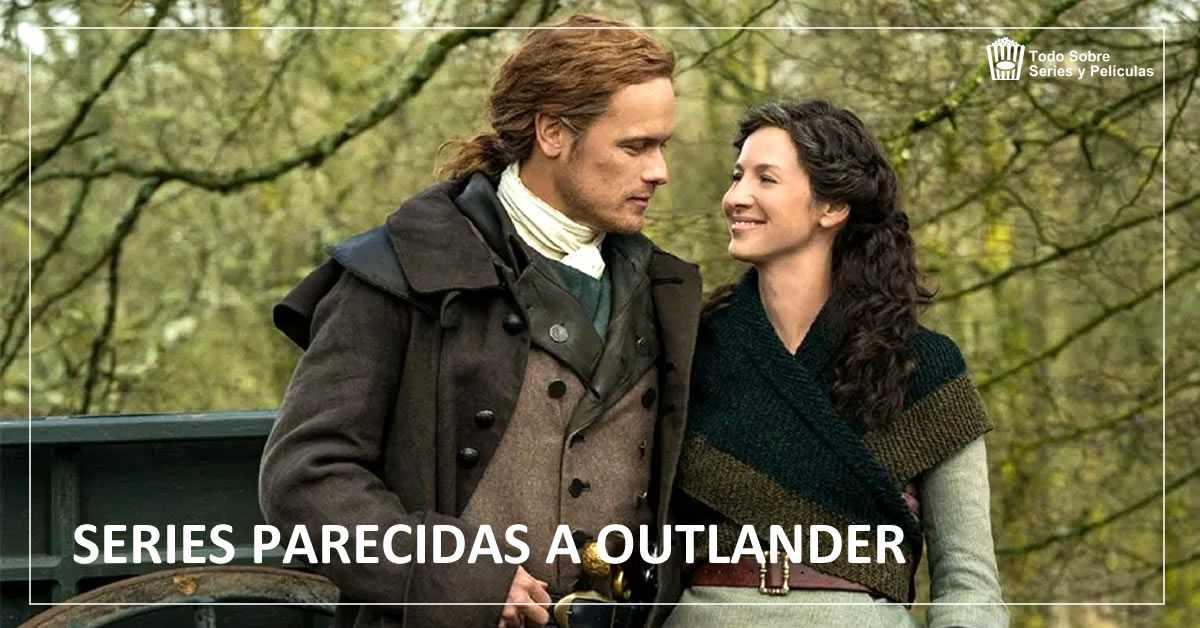 listado de series similares a outlander para ver, novelas parecidas a outlander