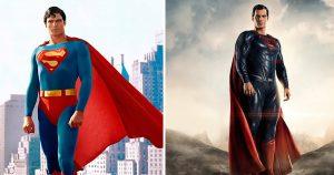 como ver la saga completa de superman en orden correcto, christopher reeve, henry cavill