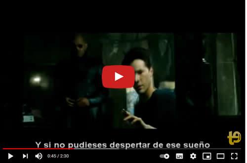 ver trailer matrix pelicula subtitulada al español latino