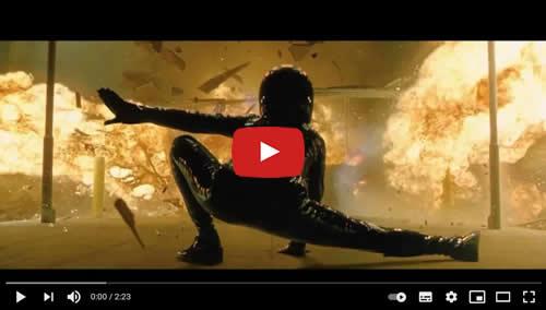 ver matrix recargado trailer en internet